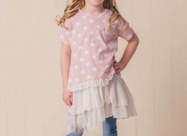 مدل لباس دخترانه کودک از برند Maelirose