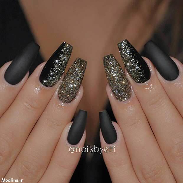 13-black-nail-polish