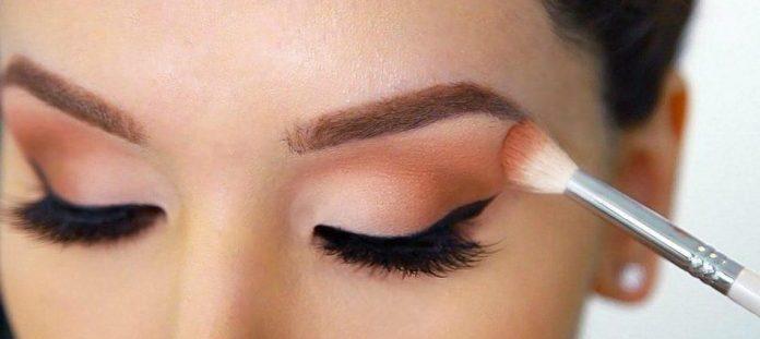 رنگ سایه مناسب هر چشم