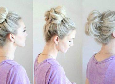 ۵ مدل موی ساده و شیک مناسب مهمانی