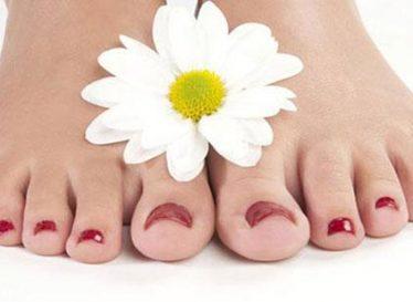 اصول بهداشت و زیبایی پاها