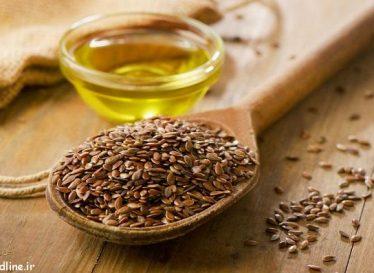 با مصرف دانه کتان پوست و موی سالم داشته باشید