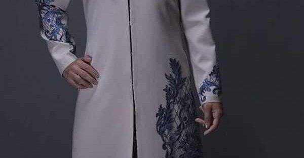 مدل مانتو مجلسی عید ۹۸
