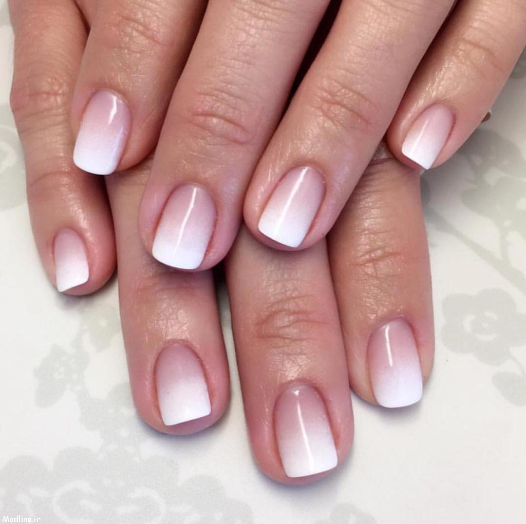 french-nail-model-2019
