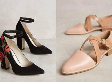 کفش مناسب با شرایط تان بپوشید