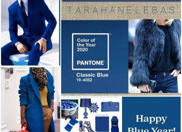 رنگ سال ۲۰۲۰، آبی کلاسیک