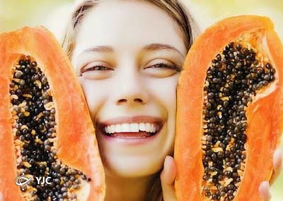 میوه ای فوق العاده که قادر است پوست شما را نرم و لطیف کند