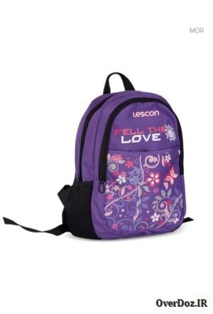 کیف مدرسه دخترانه اسپرت